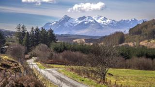 Broadford on Skye