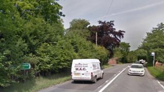 A536 Macclesfield Road
