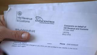 Concentrix letter