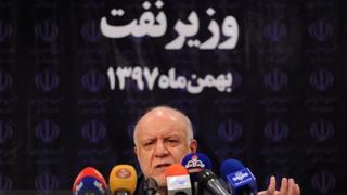 بیژن نامدار زنگنه وزیر نفت ایران از پرسابقه ترین دولتمردان ایران در بخش انرژی و نفت است