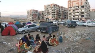 ईरान में भूकंप