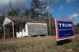 US election: My secret life as a Texan Trump supporter