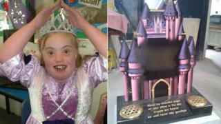 Alycia McKee loved princesses and castles