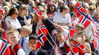 Warga Norwegia