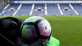 Футбольный мяч Премьер-лиги