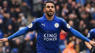 Riyadh Mahrez kuondoka Leicester