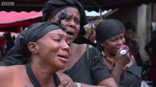 Àwọn àbá ẹlẹkùn sunkún Ghana