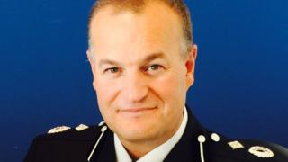 Deputy Chief Constable Stephen Watson