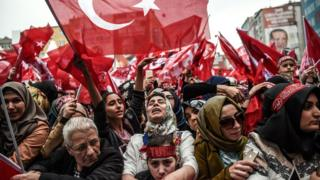 Türkiye miting