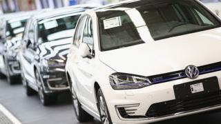 VW cars