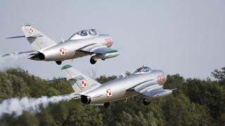 MiG-15 UTIs