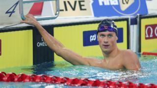Михайло Романчук, чемпіон світу з плавання