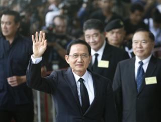 นายสมชาย วงศ์สวัสดิ์ นายกรัฐมนตรีคนที่ 26 ของประเทศไทย