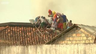 Altamira prison riot, Jun 2019