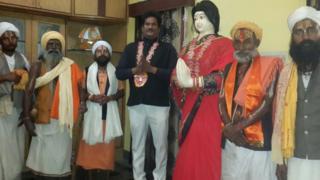 मूर्ति से शादी करने के बाद राजाराम जैन