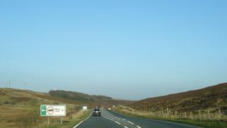 A59 Kex Gill Road