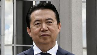 Interpol head Meng Hongwei. File photo