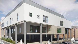 New unit at Chorley and South Ribble Hospital