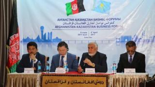کابل کې د قزاقستان د سلاکار انور اسماعیلوف وايي، افغانستان ته د قزاقي پلاوي د سفر موخه د اقتصادي اړیکو ښه کېدل دي.