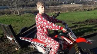 , Motorcyclist, 13, suffered 'unsurvivable traumatic brain injury'