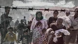 Сириядагы чек ара