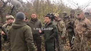 Володимир Зеленський і Денис Янтар