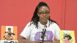 Elyon's, Joëlle Ebongue, LVDD, La Vie d'Ebene Duta, BD, Rémy Nsabimana, Afrique Avenir, BBC Afrique