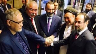 """ائتلاف سیاسی جدید از """"افزایش فساد و تمرکز قدرت"""" در حکومت وحدت ملی انتقاد کرد"""
