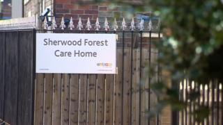 Sherwood Forest Care Home