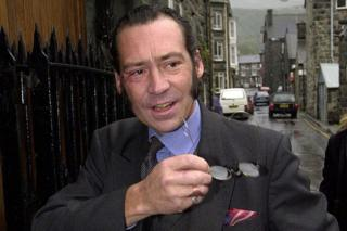 Lord Harlech in 2001