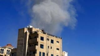 ۹ مرکز نظامی حوثیها هدف قرار گرفته است