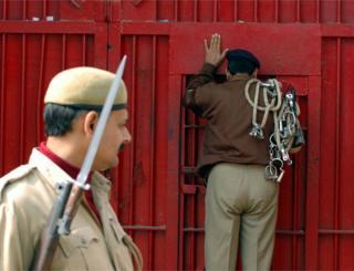 File picture of India prison
