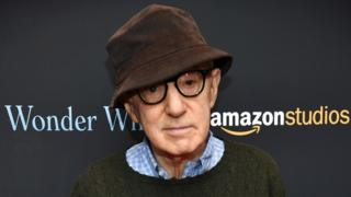 Woody Allen sues Amazo...