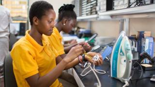 Rentrée des classes au Ghana avec cette année, la gratuité de l'éducation secondaire.