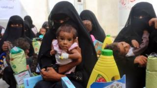 مجاعة اليمن