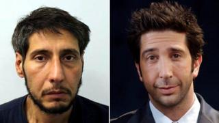 Abdulah Husseini (left_ and David Schwimmer