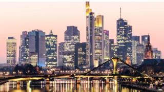 Frankfurt là thành phố đa văn hóa.