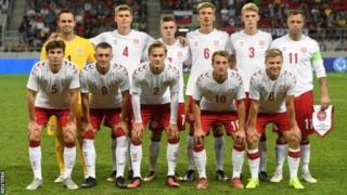 Danimarka amatör takımı