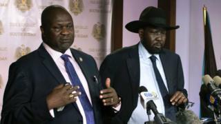 Colaadda South Sudan