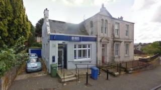 Royal Bank of Scotland, Douglas