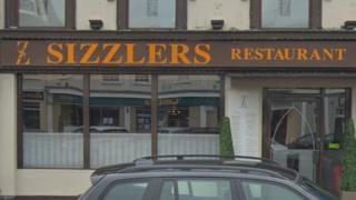 Sizzlers Restaurant, Magherafelt