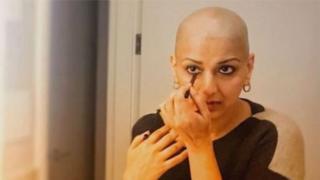 Sonali Bendre's battle against cancer