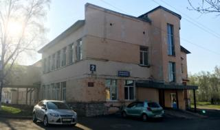 Больница Анжеро-Судженска