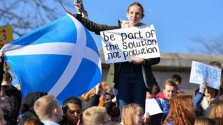 Is Scotland leading the way on climate change?