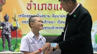 Thai cave boys given citizenship