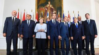 Лидеры в Вене