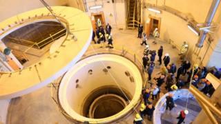 تاسیسات هستهای اراک