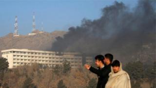 Hotelka Afghanistan ee la weerary