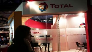 توتال در ایران