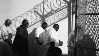 Заключенные в Техасе